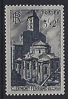 France 1947  Cathédrales Et Basiliques  (**) Yvert 773 - France