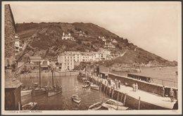 Harbour & Warren, Polperro, Cornwall, C.1940s - Postcard - England