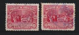 MiNr. 146 Costa Rica / 1930. Freimarken. MiNr. 108, 112 Und 114 In Kleinerem Format Und Mit Jahreszahl 1929. - Costa Rica