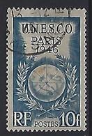 France 1946  UNESCO  (o) Yvert 771 - France