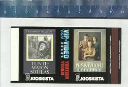 FILM AFFICHE  - THE UNKNOWN SOLDIER - NISKAVUORI - FINNISH MATCHBOX SKILLET - Boites D'allumettes - Etiquettes