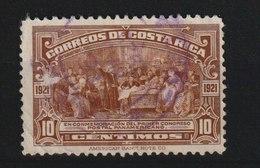MiNr. 113 Costa Rica / 1923, Sept./1926. 1. Panamerikanischer Postkongress, Buenos Aires. StTdr. - Costa Rica