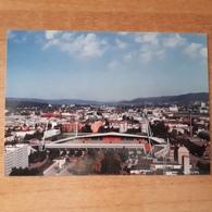 Zurich Zetzigrund Cartolina Stadio Postcard Stadion AK Carte Postale Stade Estadio - Calcio
