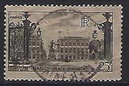 France 1947  Place Stanislas, à Nancy  (o) Yvert 778 - France