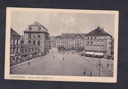 AK Deux Ponts Zweibrücken Partie Beim Marktplatz ( Gebr. Metz) - Zweibruecken