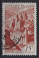 France 1947  Abbaye De Conques (o) Yvert 792 - France