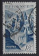 France 1948  Abbaye De Conques (o) Yvert 805 - France