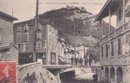 Carte 1910 Vallée Du Grésivaudan / DOMENE / Pont Sur Le Doménon - Sonstige Gemeinden