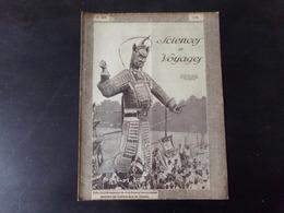 """Revue """" Sciences Et Voyages """" N° 493, 1929,"""" Cette Divinité Vit Au Siam Une Existence éphémère Qui Finit Dans Les Flamme - 1900 - 1949"""