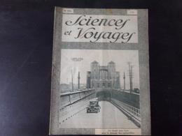 """Revue """" Sciences Et Voyages """" N° 494, 1929,"""" Un Tunnel Sous L'eau Pour Le Passage Des Automobiles """" - 1900 - 1949"""