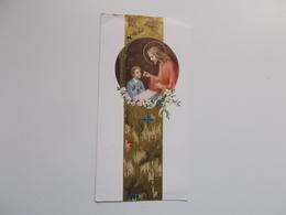 Devotieprent : Plechtige Kommunie & Vormsel Wilfried ZWERTVAGHER Oostende 7 Juni 1965 - Communion