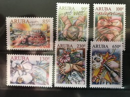 S 304 ++ ARUBA 2018 GREETING GROETEN MNH VERY FINE - Curaçao, Nederlandse Antillen, Aruba