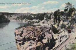 AO48 Trolley Line Through The Gorge, Niagara Falls - Niagarafälle