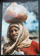 ETHIOPIE : Village Woman. Harar - Ethiopie