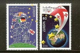 GEORGIE N°409/410** (europa 2006) - COTE 7.00 € - 2006