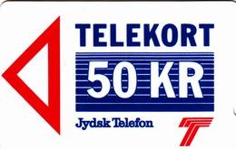 DENMARK - Brabrand Test Card, 50 Dkr, CN:1JYDC007178 ,01/88, Tirage 5.000, Used - Denmark