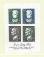 YOUGOSLAVIE  ( EU - 287 )  1962  N° YVERT ET TELLIER  N° 8  N** - Blocs-feuillets