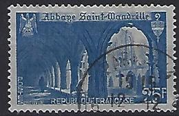 France 1949  Abbaye-de-St.Wandrille (o) Yvert 842 - France