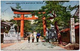 Fushimi Nar Shrine KYOTO - Kyoto