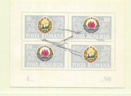 YOUGOSLAVIE  ( EU - 289 )  1965  N° YVERT ET TELLIER  N° 10  N** - Blocs-feuillets