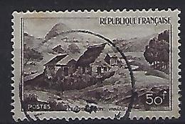 France 1949  Mont Gerbier De Jone (o) Yvert 843 - France
