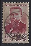 France 1949  Emile Baudot (o) Yvert 846 - France