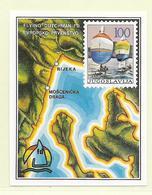 YOUGOSLAVIE  ( EU - 303 )  1986  N° YVERT ET TELLIER  N° 27   N** - Blocs-feuillets