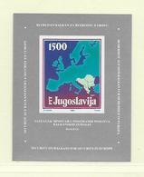 YOUGOSLAVIE  ( EU - 306 )  1988  N° YVERT ET TELLIER  N° 30   N** - Blocs-feuillets