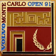 GG  410.......TENNIS........VOLVO......MONTE  CARLO......OPEN - Tennis