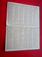 Candau-Bellevue 1950 Calendrier Petit Format : 1941-60 Année Sainte-Sanctuaire Sainte Thérèse De L'enfant Jésus-Chanoine - Petit Format : 1941-60