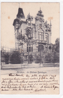 """VERVIERS Acp 1900"""" Coins De Verviers :Château SPINHAYER   """" écrite En 1904  Voir Scans5 - Verviers"""