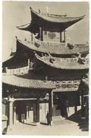 Cpa Cathédrale De Tali ( Yun-Nan ) - Mission De Betharram En Chine - Chine