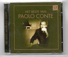 Het Beste Van PAOLO CONTE / C D Collectie Het Laatste Nieuws / 2004 - Collectors