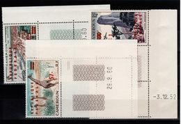 Cameroun - YV PA 49 / 50 / 51 N** Coin Daté Complète - Cameroun (1960-...)