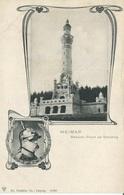 005828  Weimar - Bismarck-Thurm Am Ettersberg - Weimar