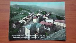 Montefiorino - Panorama Con Veduta Del Cusna - Modena