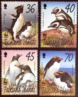 Falkland Islands 2002 Penguins Birds MNH - Vögel