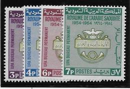 Arabie Saoudite N°257/260 - Neuf ** Sans Charnière - TB - Arabia Saudita