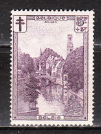 298**  Le Quai Vert à Bruges - LA Bonne Valeur - MNH** - LOOK!!!! - Unused Stamps