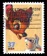 Etats-Unis / United States (Scott No.3866 - Personnage De / Disney / Characters) (o) - Verenigde Staten