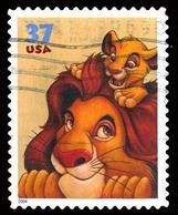 Etats-Unis / United States (Scott No.3867 - Personnage De / Disney / Characters) (o) - Verenigde Staten