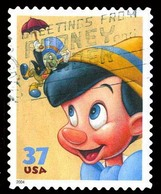 Etats-Unis / United States (Scott No.3868 - Personnage De / Disney / Characters) (o) - Verenigde Staten