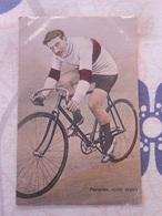 5 Cpa Cycliste Hourlier Poulain Garrigou Lapize Passerieu Cyclisme Velo - Cycling