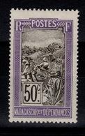 Madagascar - YV 106 N** Filanzane - Madagascar (1889-1960)