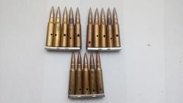 Cartouches 7,5 M/m Neutralisées - Decorative Weapons