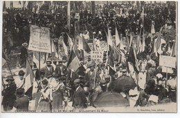 Carcassonne : Meeting Du 22 Mai 1907 - Groupement De Moux - Carcassonne