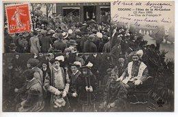Cognac : Fêtes De La Mi-Carême (21 Mars 1909) : Char De François 1er - Cognac