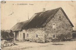 Elsenborn - 8 - Ferme - Edit. Maison Kanzlei - Marco Marcovici - 1927 - Elsenborn (Kamp)
