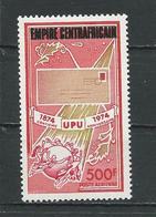 CENTRAFRIQUE  Scott C159 Yvert PA166 ** (1) Cote 10 $ 1977 - Centrafricaine (République)
