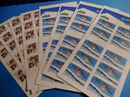 FRANCE FACIALE + 230 EUROS/48 CARNETS AUTOCOLLANTS SUP - Booklets